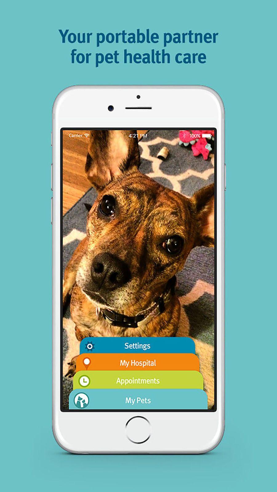 Banfield Pet Health Tracker LifestyleMedicalappsios