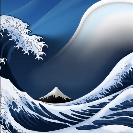 Love Me Some Japanese Waves