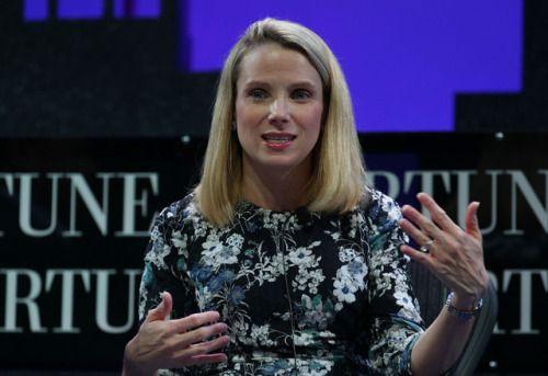 Yahoos New Male CEO Will Make Double Marissa Mayers Salary...