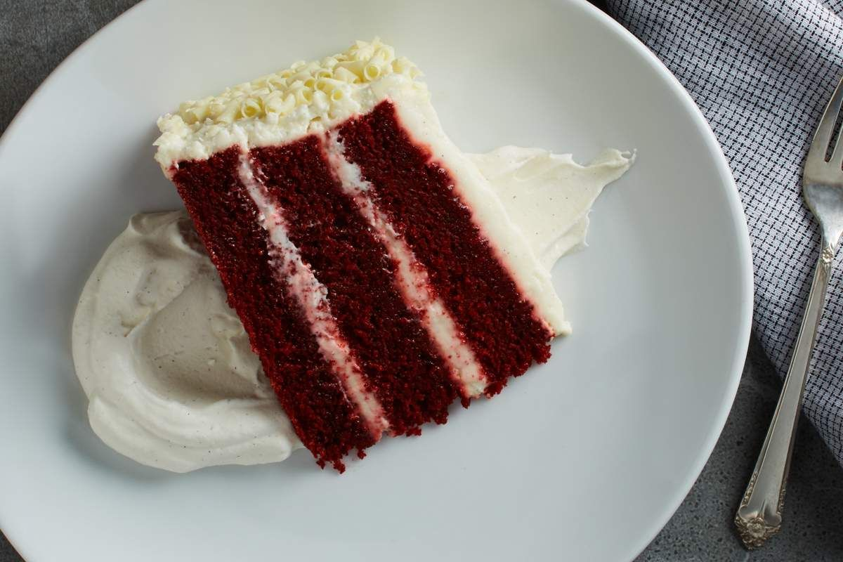 RED VELVET CAKE | California pizza kitchen menu, Food ...
