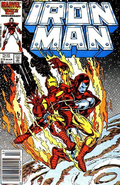 Iron Man Comic Logo Iron Man Comic
