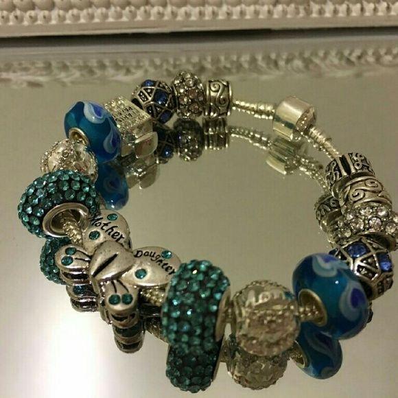 Mother - daughter European style bracelet Mother - daughter European style bracelet Jewelry Bracelets