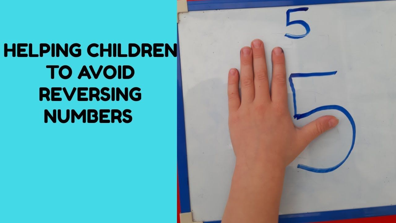 Help Your Child To Write Their Numbers The Correct Way Round Teaching Kids To Write Kids Writing Numbers For Kids Why does my child write backwards