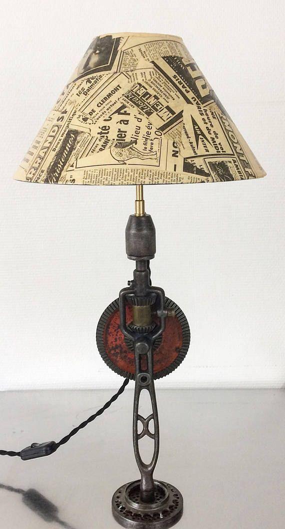 Luminatrium 1_ lamp Industrielle_Lampe  lamps in 2019