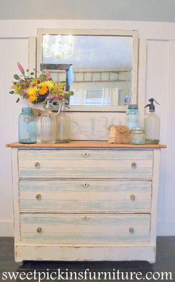 Dresser 139 Before After Furniture Makeover