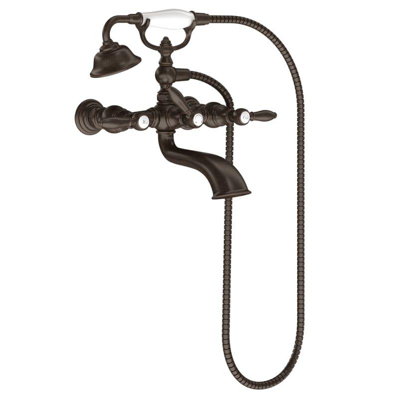 Moen S22110 Tub Oil Rubbed Bronze Faucet Clawfoot Tub Faucet