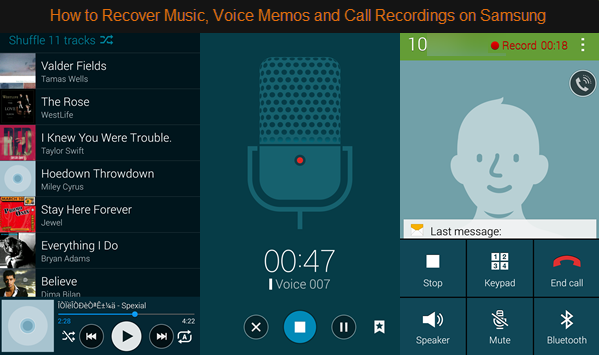 How To Get Back Deleted Audio Recording On Android