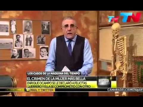 (131) CAMARA DEL CRIMEN: CASO FELICITAS - YouTube