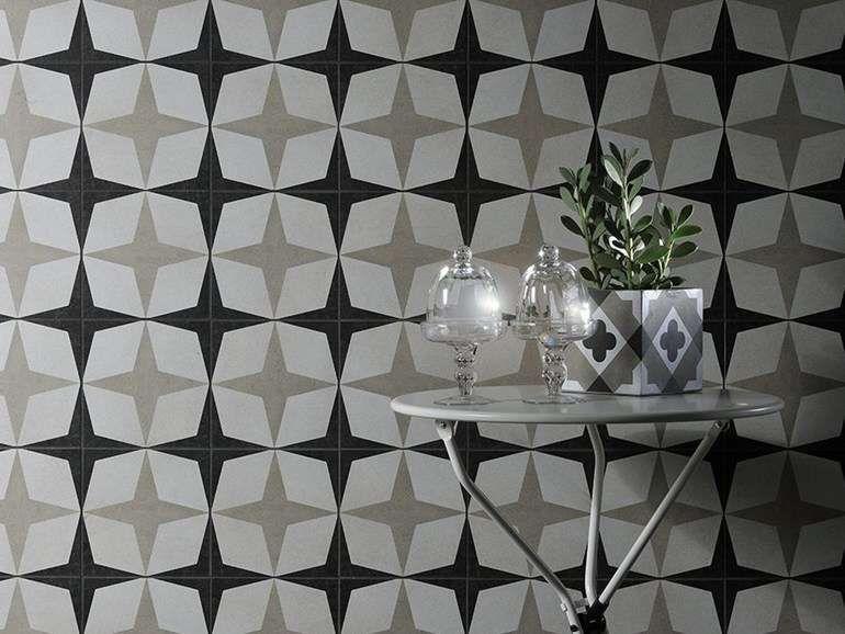 Piastrelle geometriche tendenza casa 2016 nel 2018 maioliche