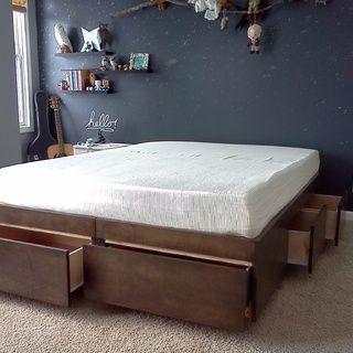 @Carissa from {Carissa Miss} from {Carissa Miss} from {Carissa Miss} Fazio Diy Storage Bed