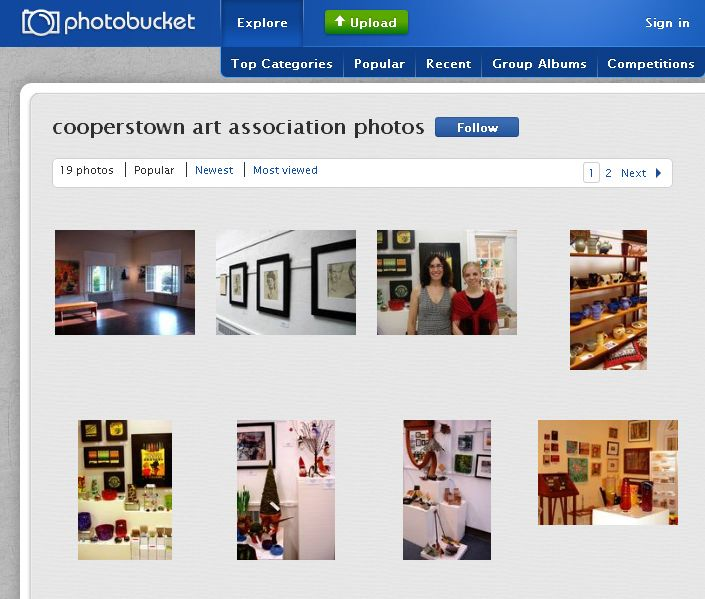 CAA's Photostream on Photobucket.com