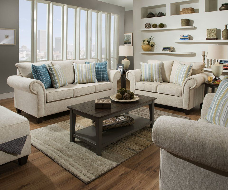 Wish To Order Cowan Configurable Living Room Set By Highland Dunes