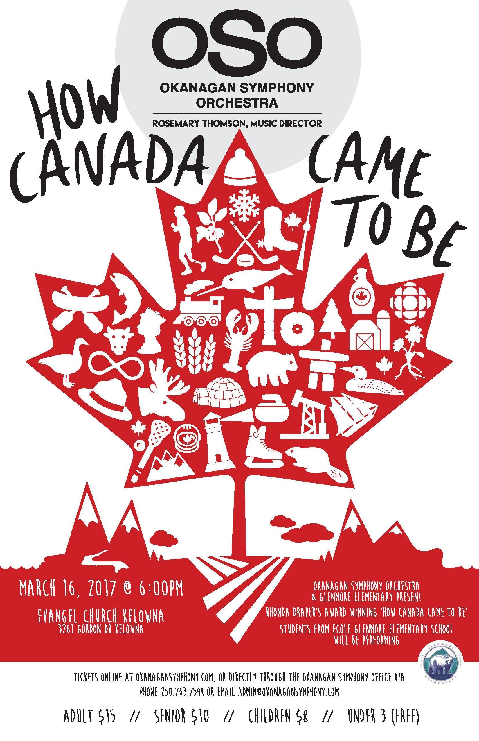 Canada Poster Kelowna Photo Photo Image Okanagan