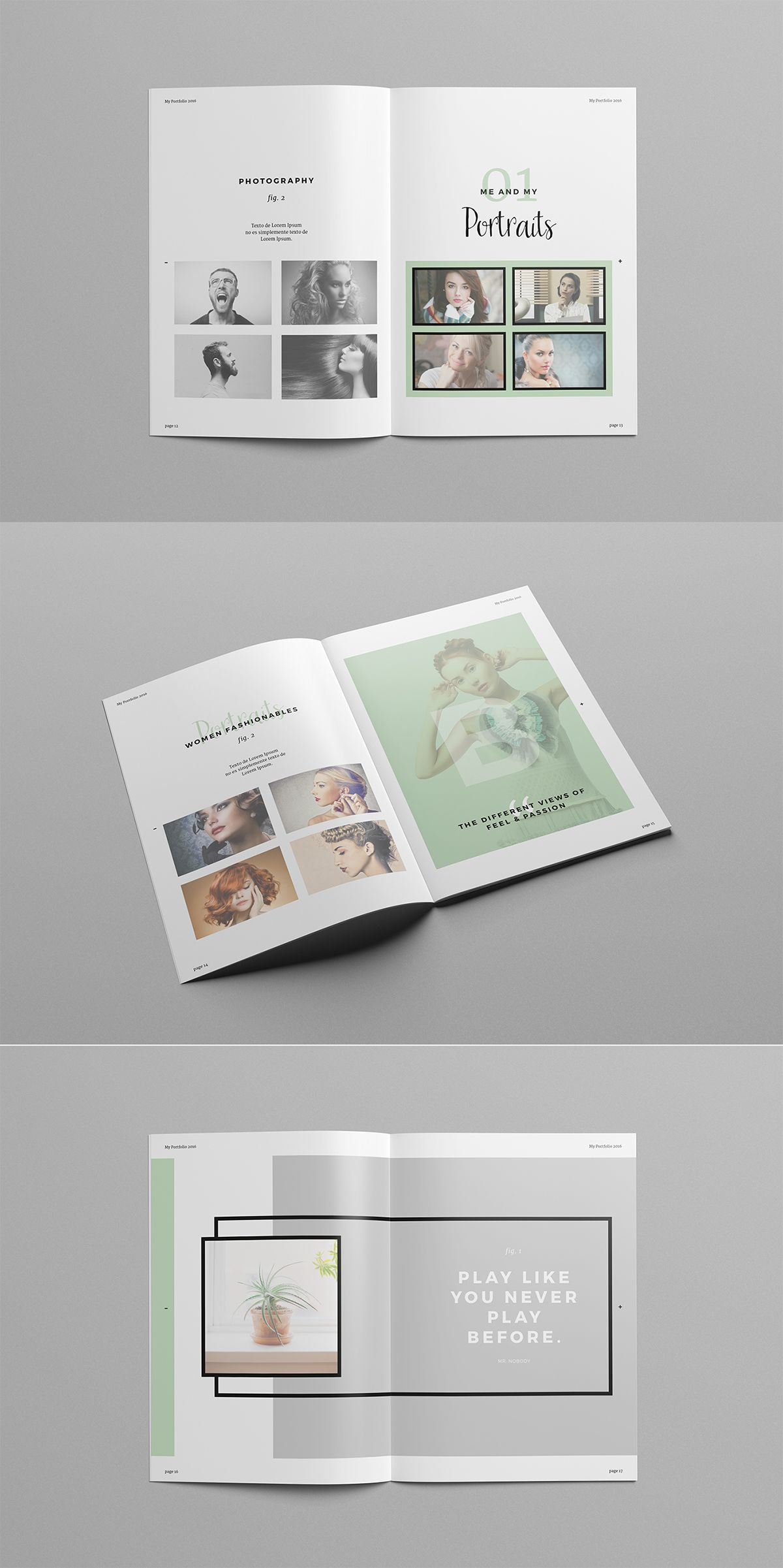 aminulv : I will professional bifold brochure, trifold brochure ...