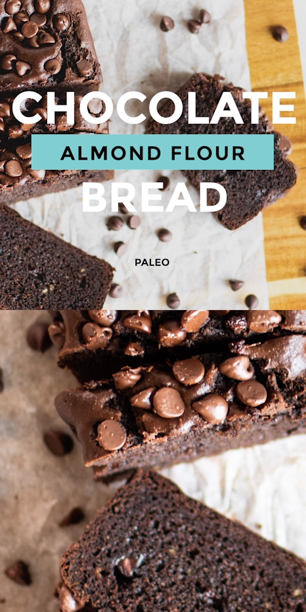 The Best Paleo Chocolate Bread with almond flour • Fit Mitten Kitchen is part of Paleo chocolate - Jump to Recipe·Print Recipe Have I told you how much I love baking with almond flour  Well, I'm about to… Almond flour can be used as an alternative to whole grain flour  It isn't a 11 substitute, but it is grainfree (and glutenfree), paleo friendly and can create light yet soft and moist texture in …