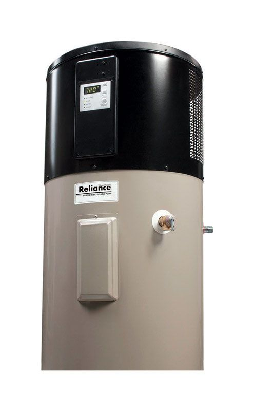 Water Heater Reliance Hybrid Heat Pump Water Heater Electric 80 Gal