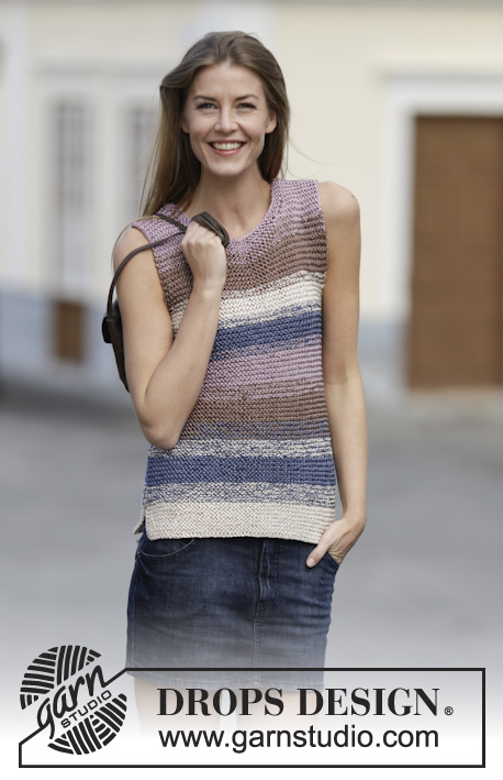 Photo of Downtown / DROPS 160-11 – Free knitting patterns by DROPS Design