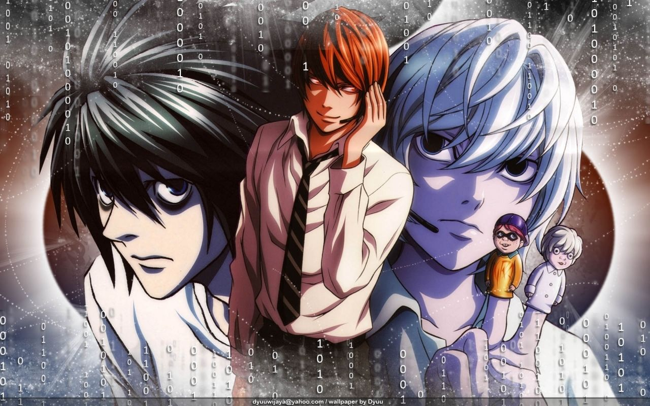 Planned  Death Note  Darksideanime  Death Note