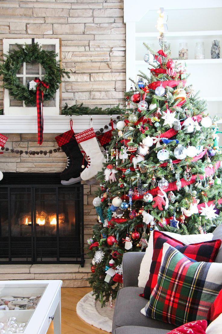 10 Incredible Christmas Home Tours To Inspire