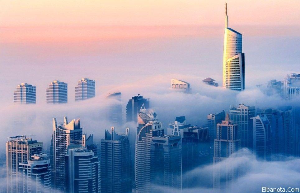 استطاع المصور الألماني سيباستيان أوبيتز التقاط هذة المشاهد الرائعة في الصباح الباكر من عدة أماكن للعاصمة الإمارا Dubai Skyscraper Dubai Architecture Skyscraper