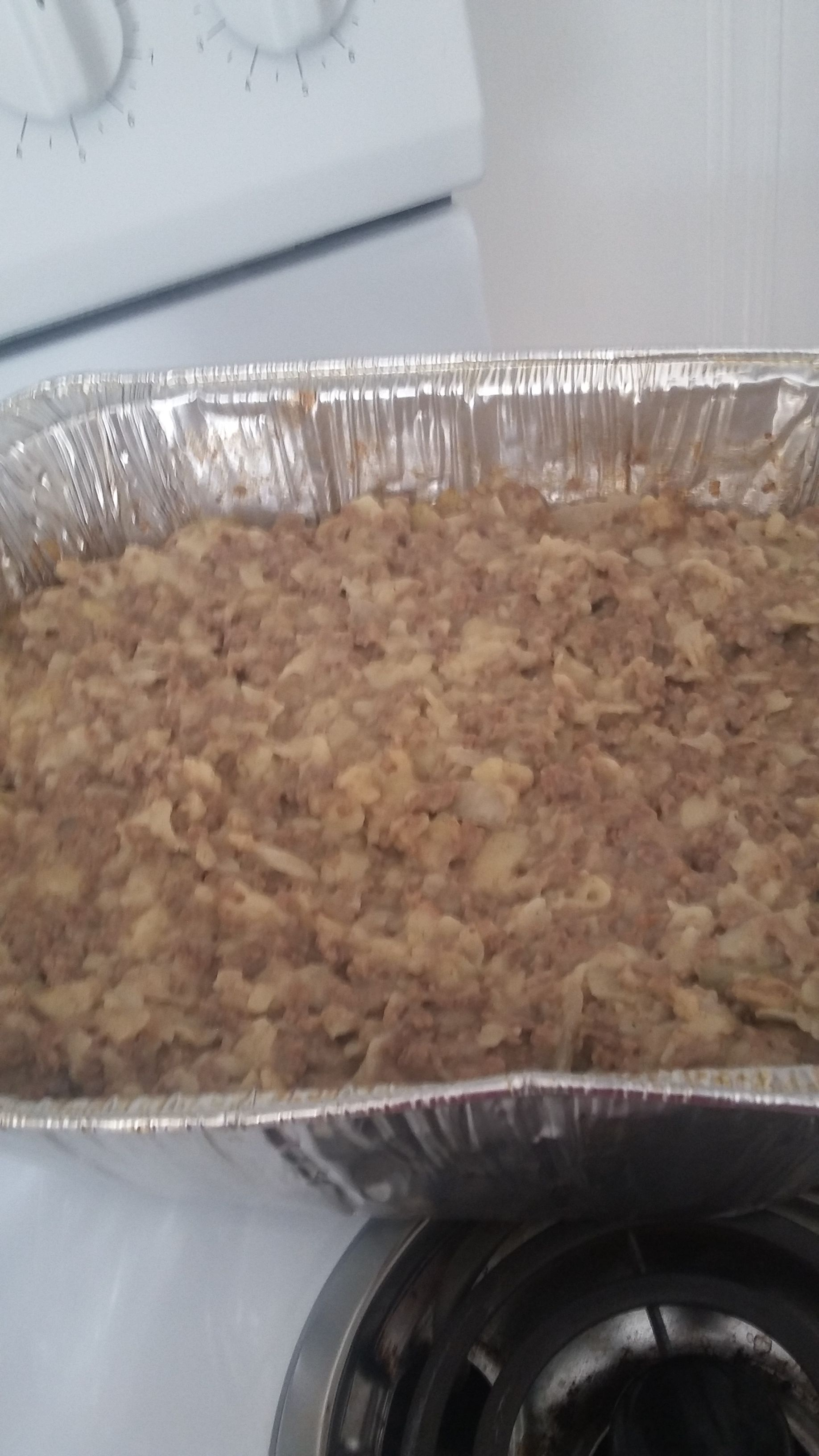 Ground Beef Noodle Cream Of Chicken Soup Casserole Recipe Food Com Recipe Cream Of Chicken Soup Ground Beef Cream Of Chicken