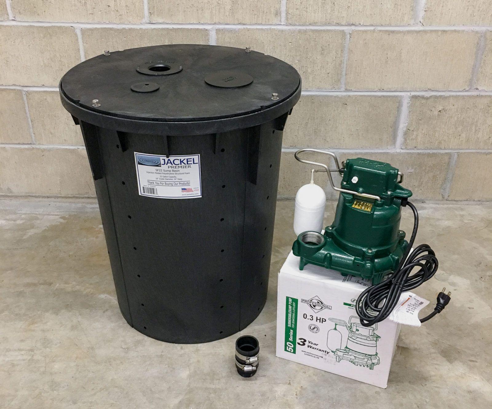 Diy Sump Pump System How To Install A Sump Pump Waterproof Com Waterproofing Basement Basement Waterproofing Diy Sump Pump