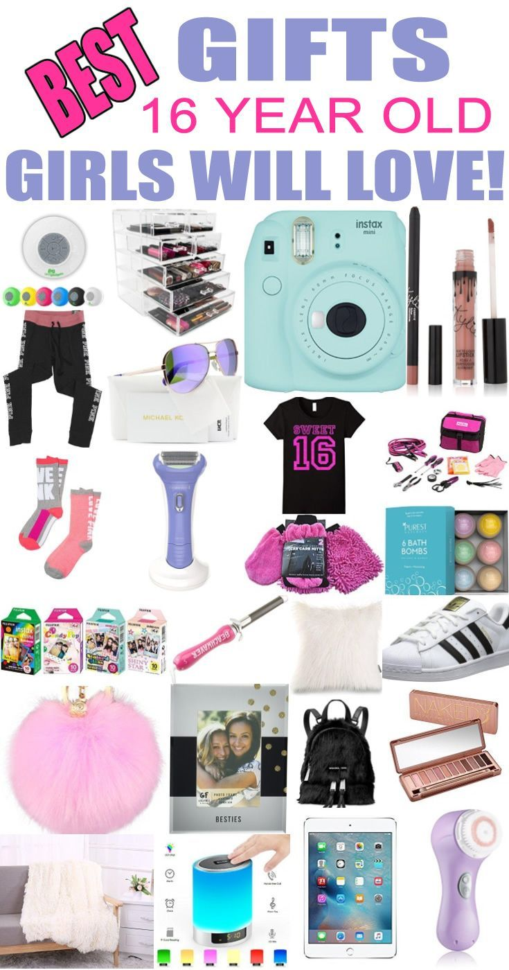 Gifts 16 year old girls best gift ideas and suggestions