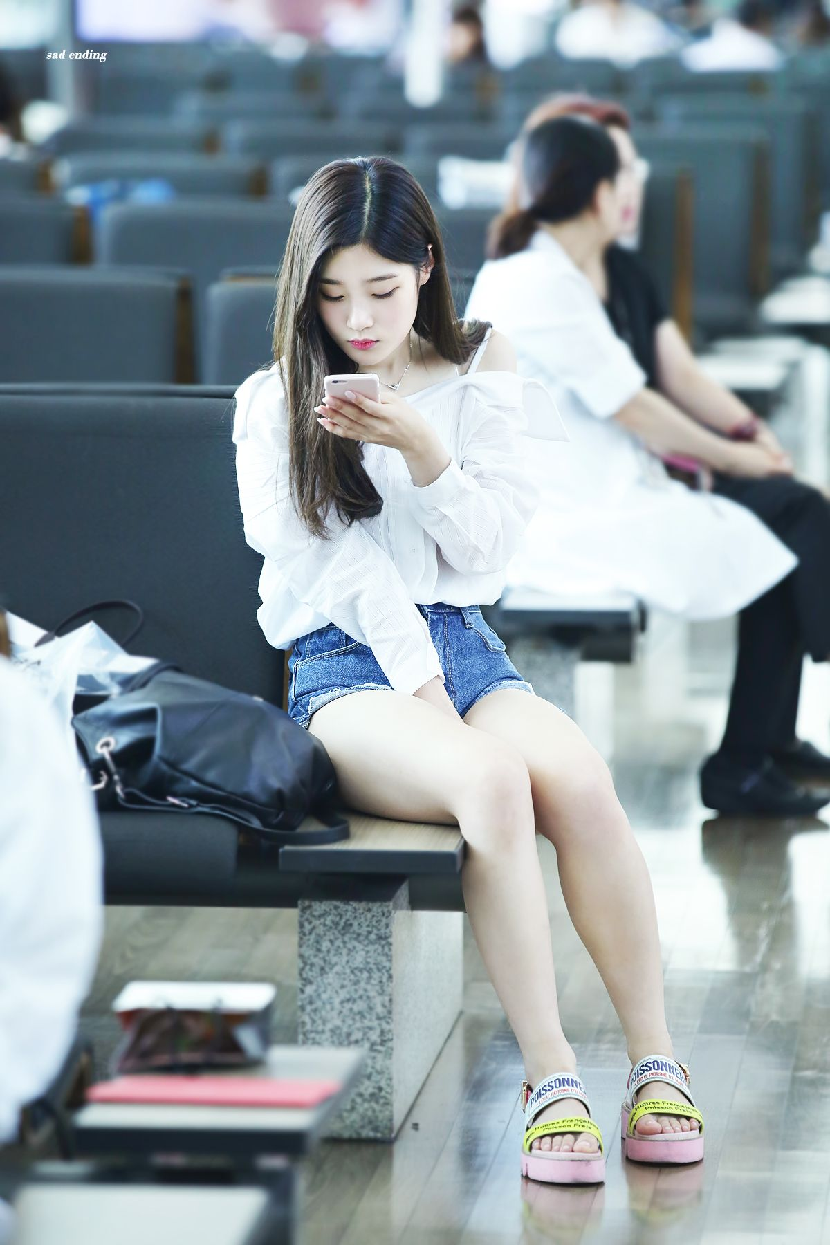 Chaeyeon Kpics Kpop Sweetgirls Lovethem Love Unsensored Girls Sweet Sexygirls Selfie Women Ulzzang Girl Kpop Girls Jung Chaeyeon
