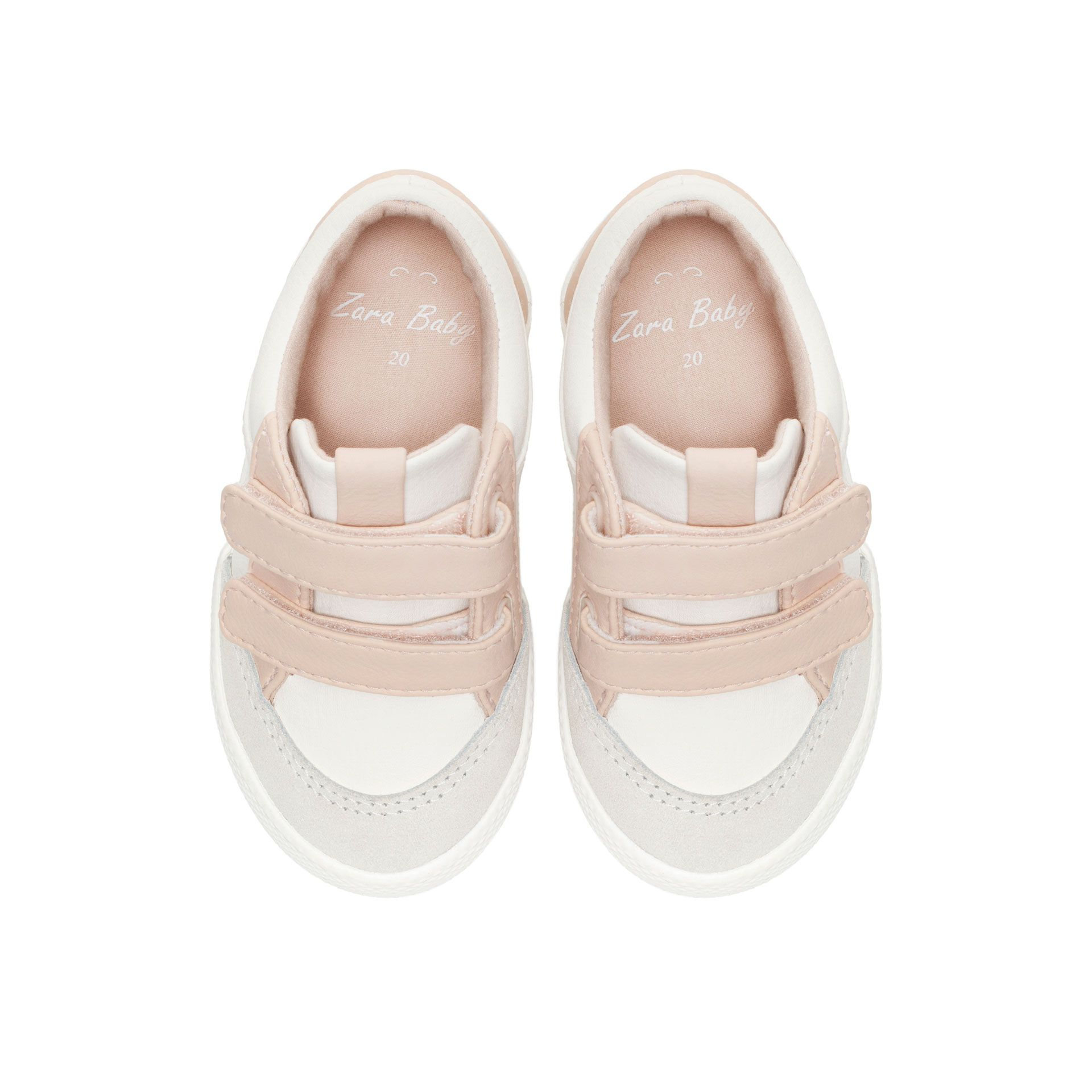 Sports sneaker Shoes Baby girl Kids ZARA United States