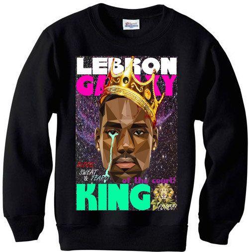 LeBron James throne bosh wade fresh prince spike lee jordan sweater - fresh nba coloring pages of lebron james
