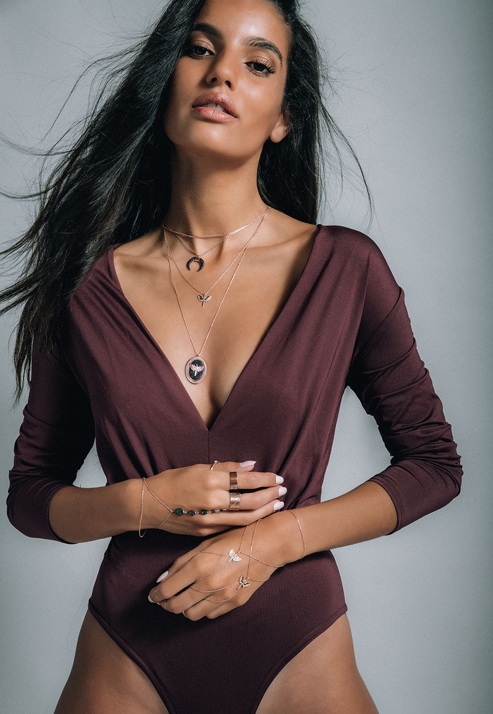 MELIE BRAND | Kebelek | Jewellery Collection Campaign