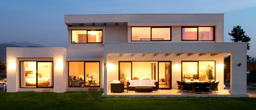 Casas delano mediterranea fachadas house design - Casas prefabricadas mediterraneas ...