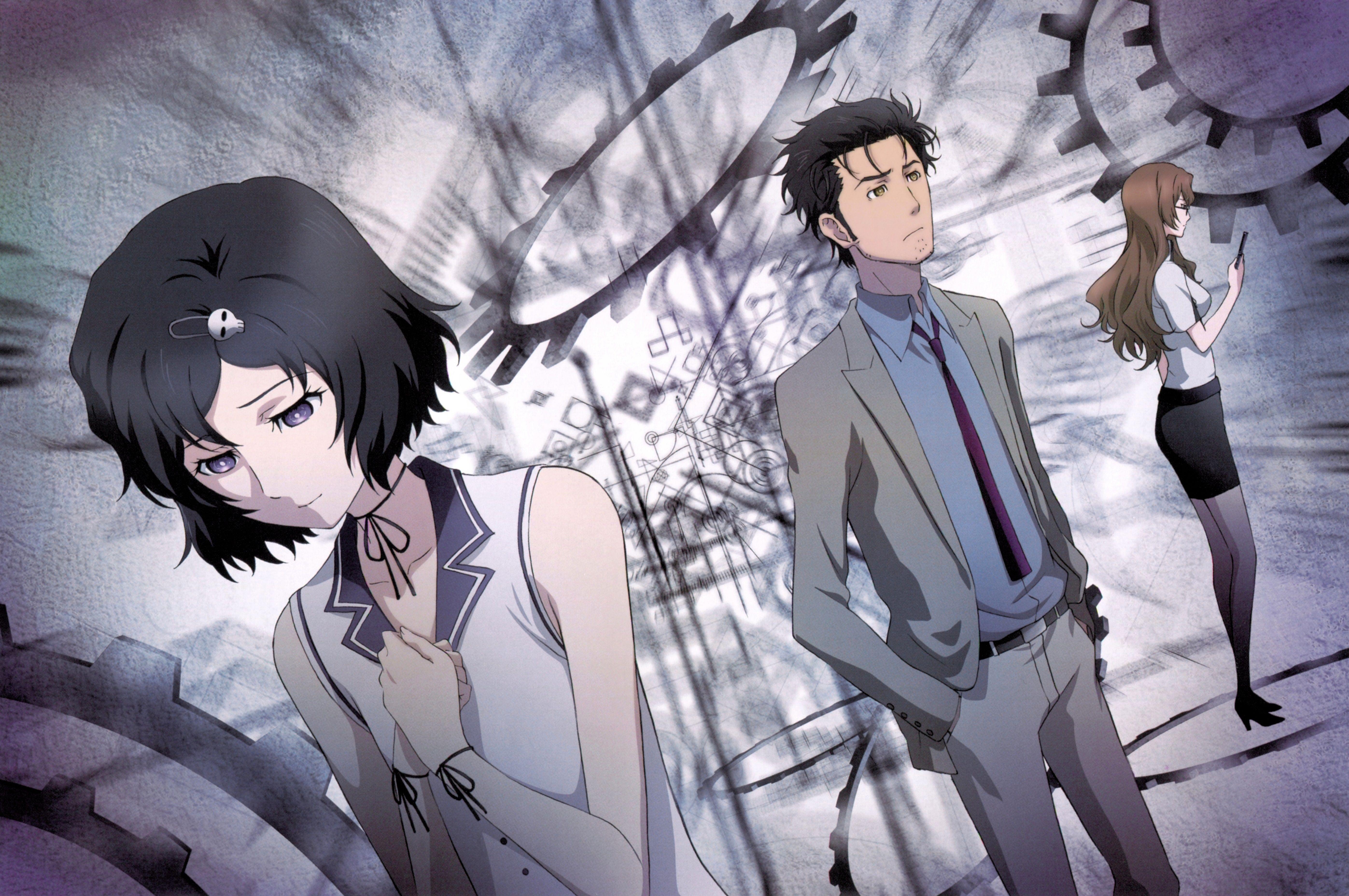 Steins Gate Steins, Anime, Gate