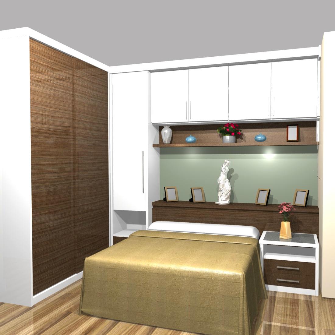 Bedroom with tv and closet - Armarios Planejados Quarto Bebe Moveis Para Loja Painel