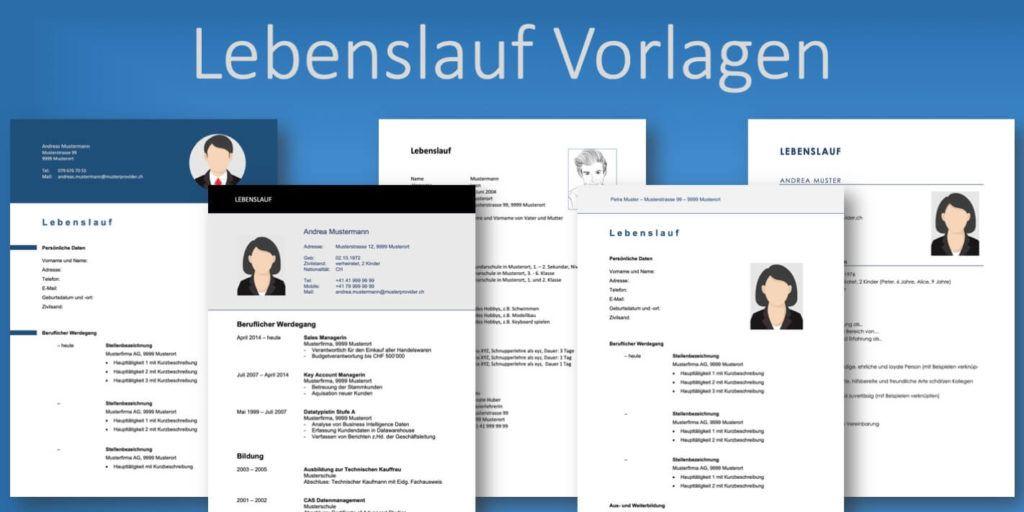 Lebenslauf Vorlage Fur Bedwerbungen In Der Schweiz Vorla Ch Lebenslauf Vorlagen Word Lebenslauf Vorlagen Lebenslauf