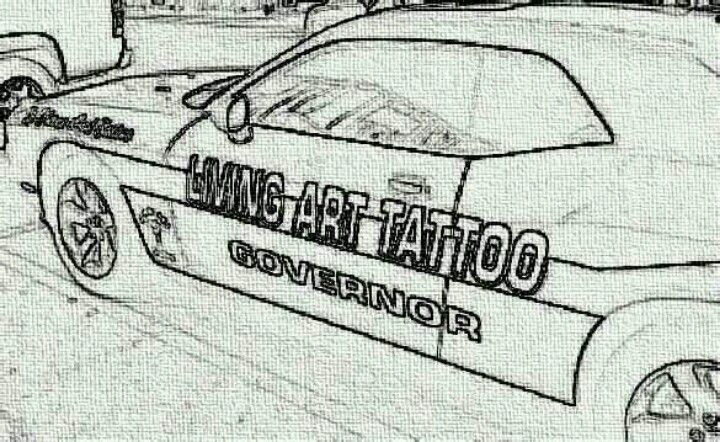 Governor living art tattoo tattoo studio art tattoo