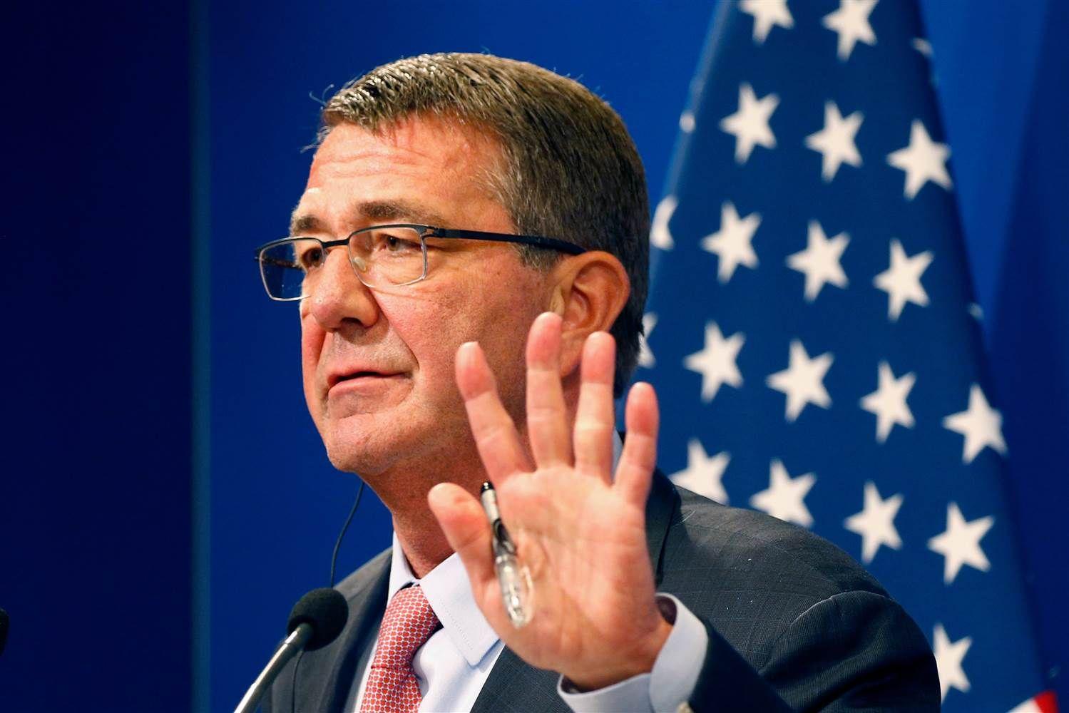 Image: Defense Secretary Ashton Carter