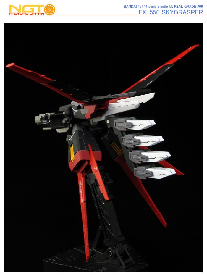 FX-550 Skygrasper RG 1:144