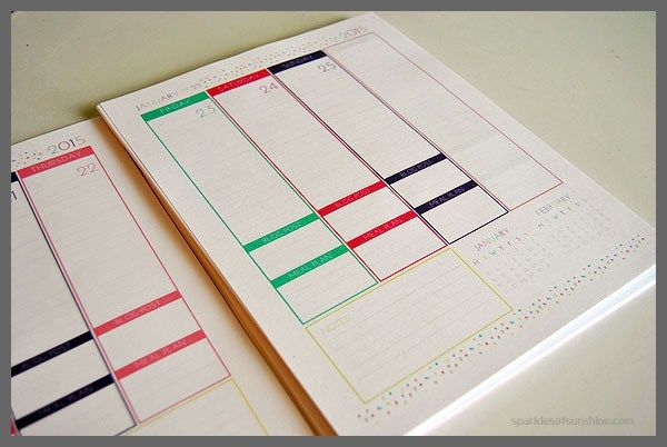 make your own daily planner planners sunshine and bullet journals