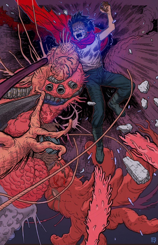 Épinglé par Steve Anderson sur Biopunk