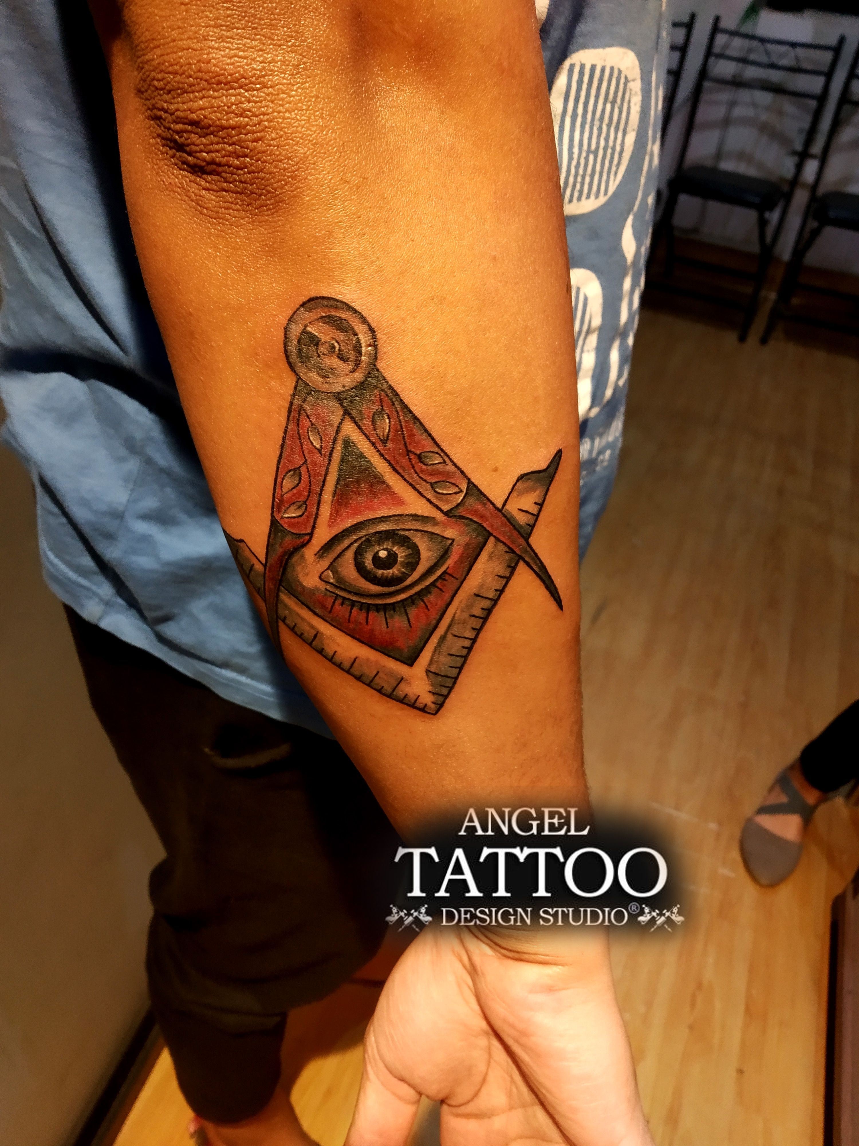 Made this tattoo in gurgaon; call 8826602967 for