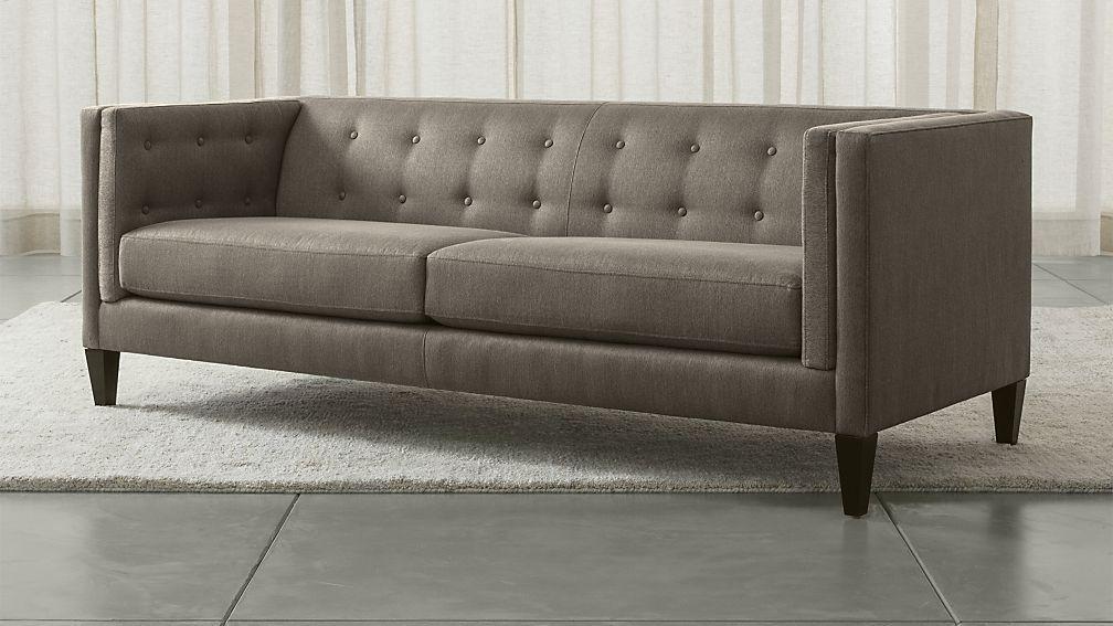 Herringbone Sofa Blue In 2020 Blue Sofas Living Room Blue Sofa Luxury Sofa