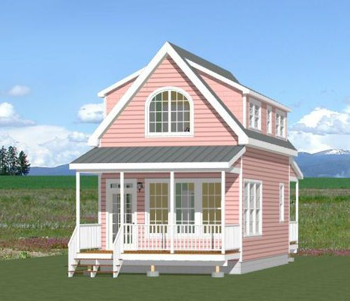 Garage Apartment With Shed Roof: PDF House Plans, Garage Plans, & Shed Plans. In 2019