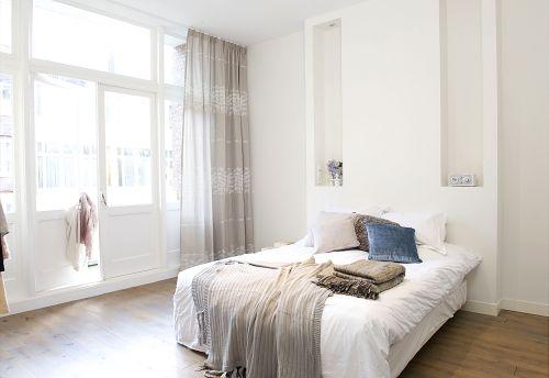 Landelijk Romantisch Interieur : Raamdecoratie trend romantisch landelijk interieur woonkamer