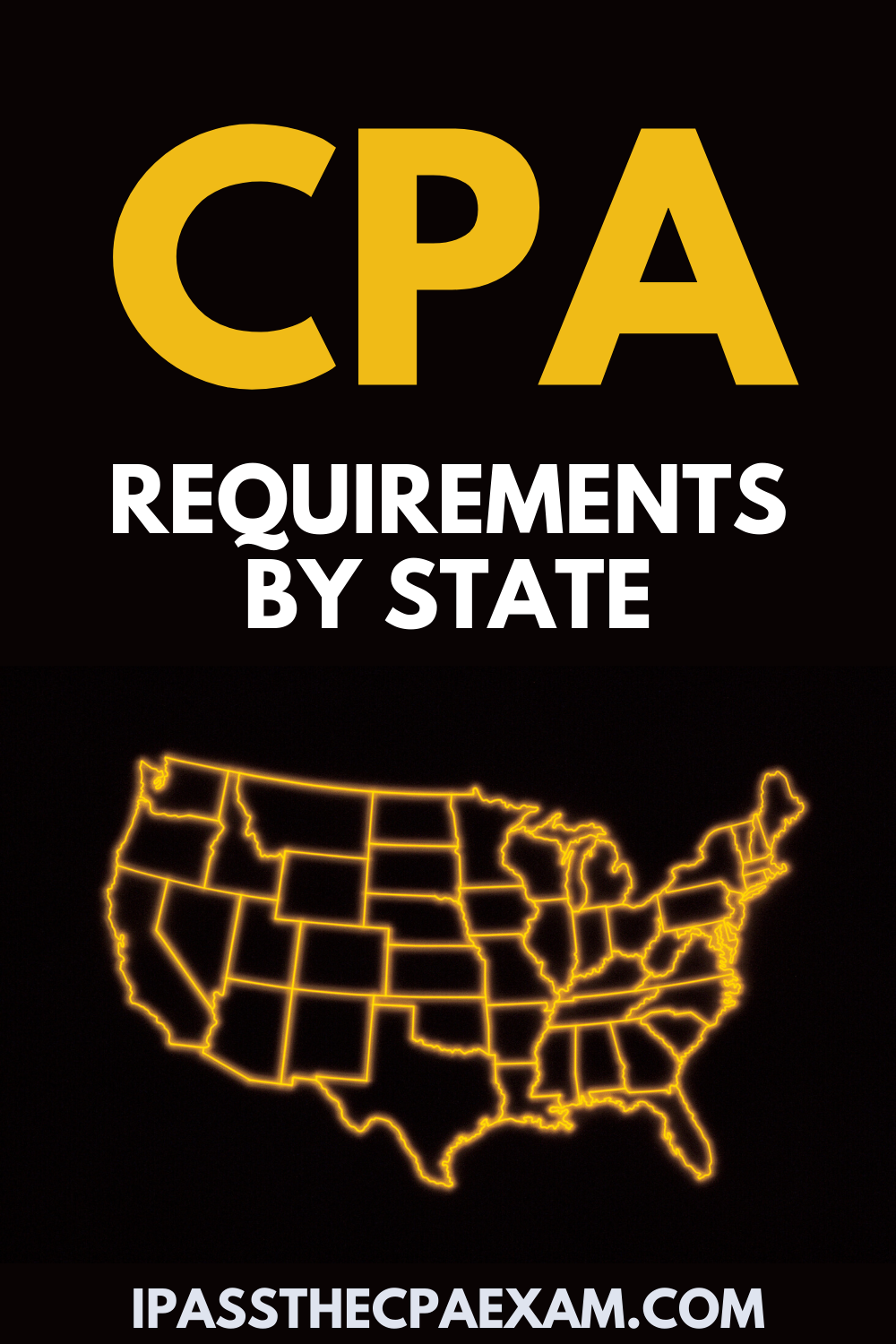 CPA Exam Requirements in 2020 | Cpa exam motivation, Cpa ...