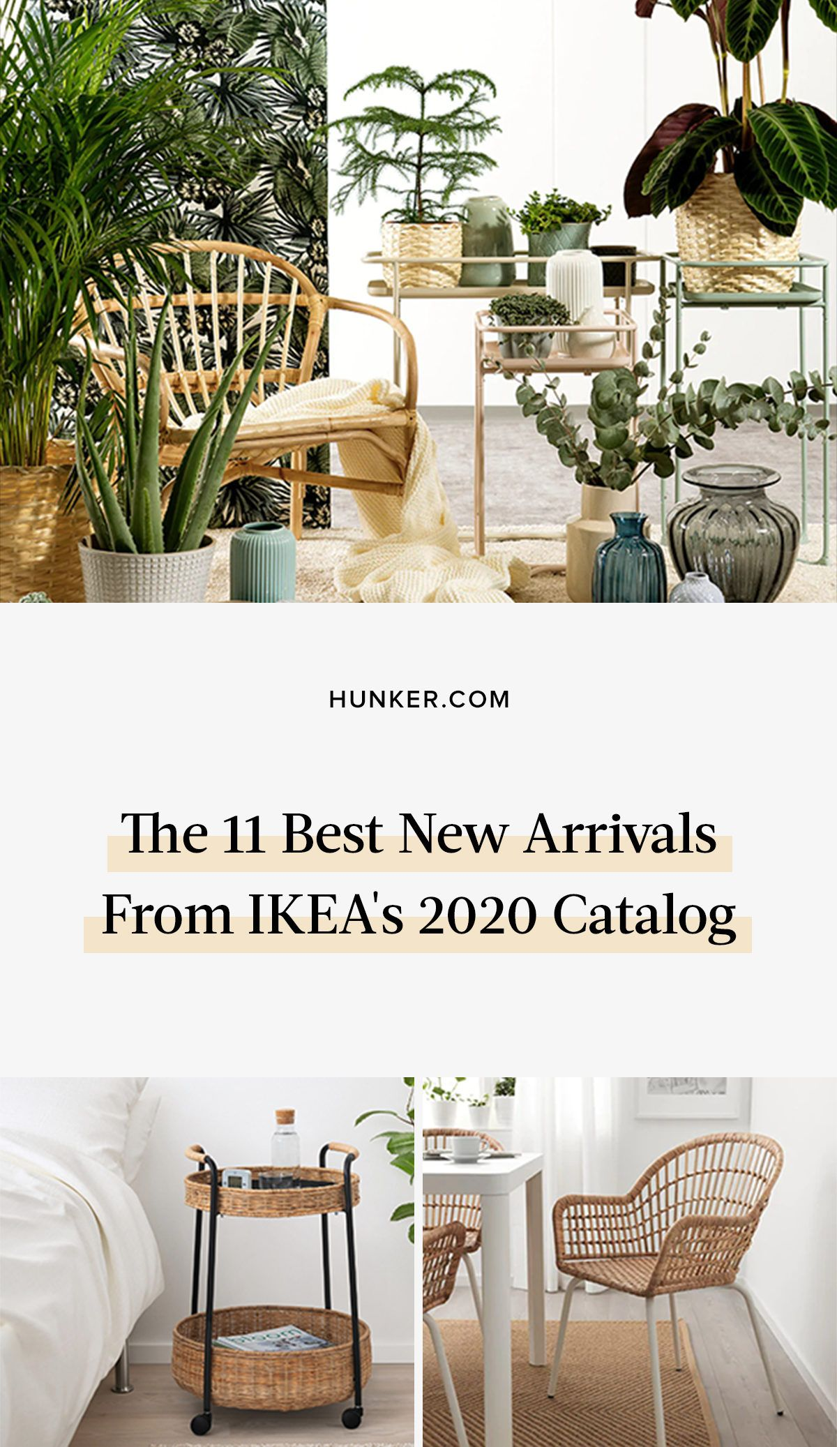 The 11 Best New Arrivals From Ikea S 2020 Catalog Hunker Home Furnishing Accessories Trending Decor Ikea New