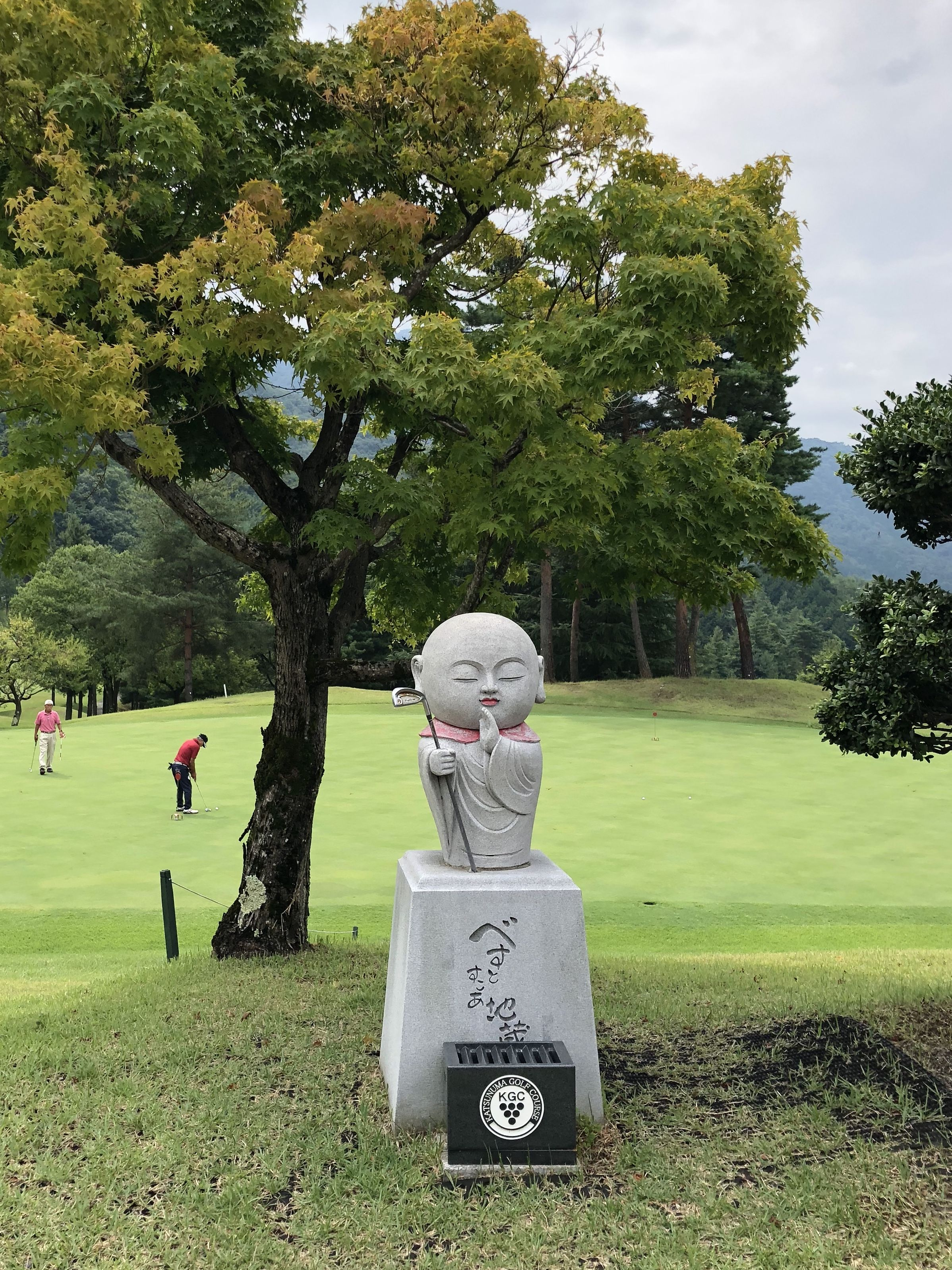 勝沼 ゴルフ コース