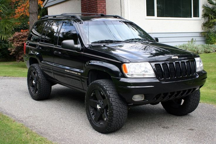 pintyler wissinger on offroad vehicle | 1999 jeep grand cherokee
