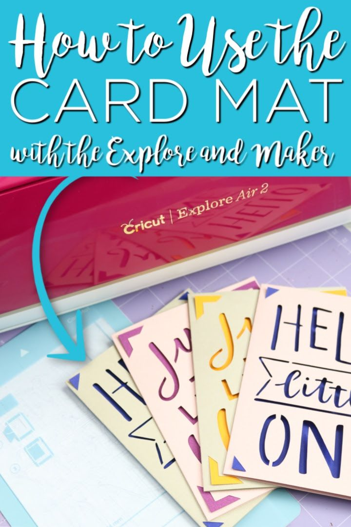 45++ How to make a card with cricut explore air 2 ideas in 2021
