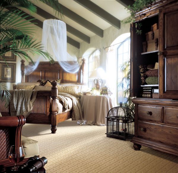 Tommy Bahama Style Master Bedroom With Images British Colonial